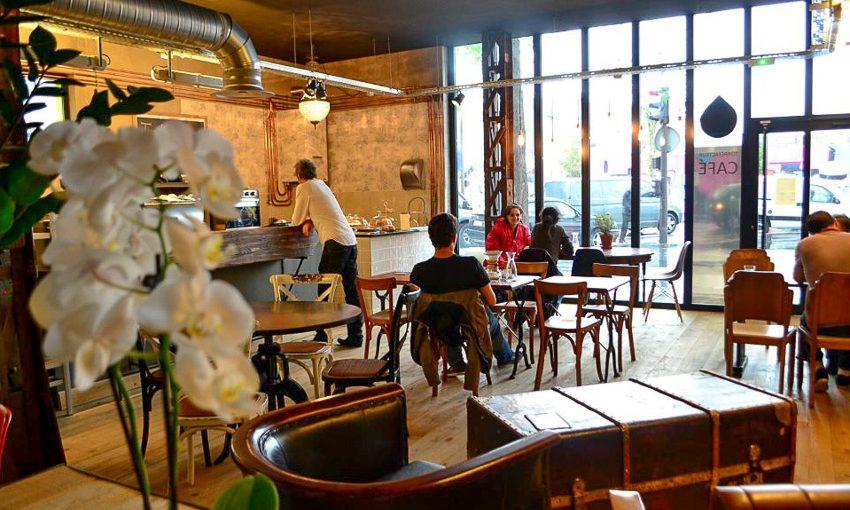 Cafe Shop POS System