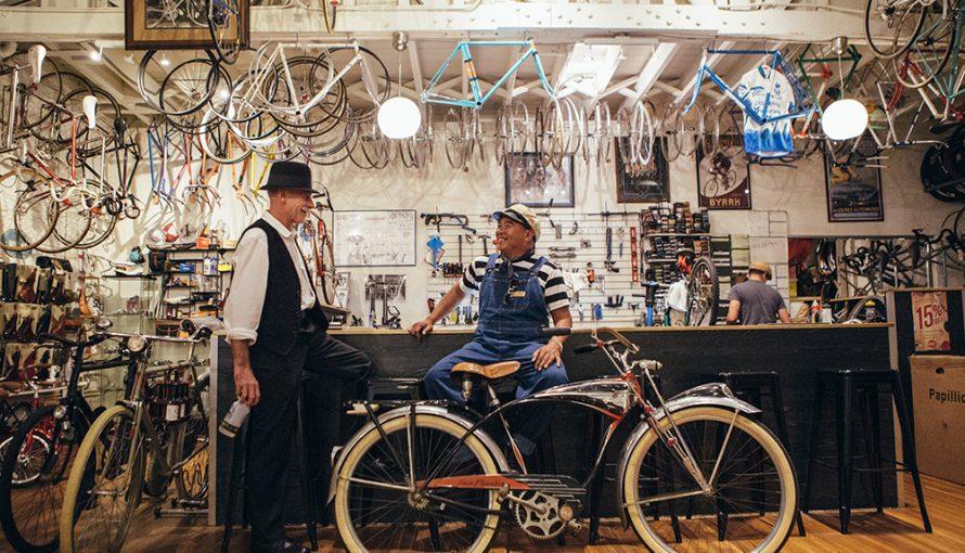 Bike Shop POS System