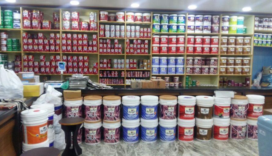Paint Shop POS System