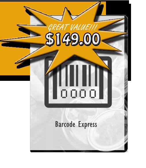 Barcode Express Software